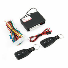 Universal Car Remote Central Kit Door Lock Vehicle Keyless Entry System BE