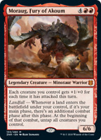 Moraug, Fury of Akoum - X1 - Zendikar Rising - 4RCards