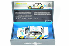 Scalextric 60 Years LE BMW E30 M3 DPR W/ Lights 1/32 Slot Car C3829A