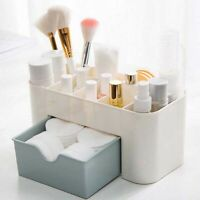 IG_ Makeup Display Storage Box Cosmetic Organizer Holder Desk Decor Space Saving