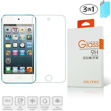 3x Nacodex Ballistic Tempered Glass Screen Protector for iPod Touch 6