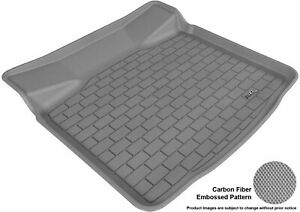 For 11-17 Buick Regal Kagu Gray All Weather Cargo Area Liner