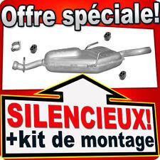 Silencieux Arriere SAAB 900 9-3 93 2.0 2.3 16V 1994-2000 échappement MNK