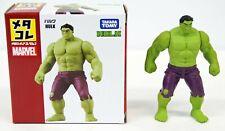 Takara Tomy Marvel Metakore Metal Figure Hulk Action Figure