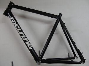 Müsing Crozzroad Disc Cyclo Cross Cyclocross Rahmen NEU 54cm schwarz matt 2020