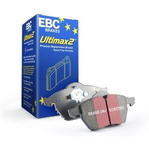 EBC Brakes Ultimax OEM Front Brake Pads For Nissan 06-09 350Z / 370Z