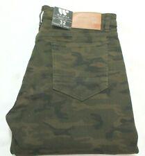 Waimea Skinny Fit Camouflage Men Jeans 32