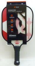 NEW Onix Evoke Pro Pickleball Paddle Composite Face Polypropolene Core Red