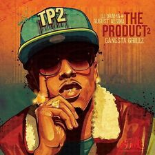 August Alsina - The Product 2 Mixtape CD