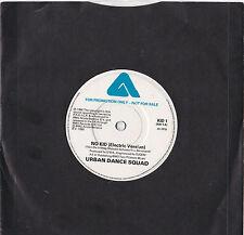 "URBAN DANCE SQUAD * NO KID (ELECTRIC / ACOUSTIC VERSIONS) 7"" PROMO SINGLE KID 1"