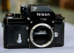 Nikon F Black Photomic FTN Rare 35mm Film SLR Camera Body Only