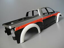 Rear & Front Rubber Fender Flares Set Tamiya RC 1/10 Toyota Tundra High Lift