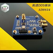 Ad9834 DDS signal Generator modules sine/triangle/square wave Digital programmabl