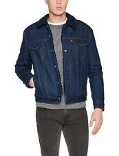 Levi's Homme Sherpa Trucker Jacket Bleu Xx-large