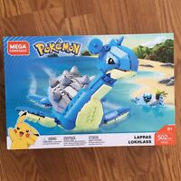 NEW Mega Construx Pokemon Lapras FWJ49 502 Pcs