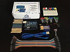 [Sintron] Light UNO R3 Starter Kit for Arduino AVR MCU learner + PDF Study Files