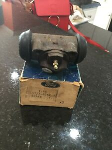 Nos 1967-1970 Mustang Shelby Big Block Rear Wheel Cylinder C7ZZ-2262-A