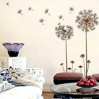 Creative Dandelion Wall Art Decal Sticker Removable Mural PVC Home Room Decor