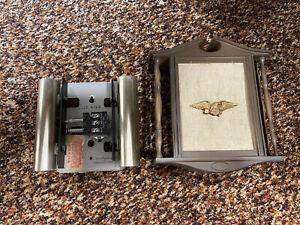 NuTone LA-25 Mid Century Modern Vintage Eagle Doorbell Chime USA RARE