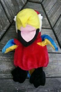 Ganz Musical Parrot Puppet