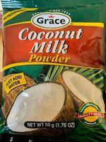 Coconut Milk Powder 50gm - No Preservatives  - 100% Pure & Natural- Grace