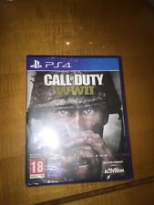 Call of Duty: WWII - Sony PlayStation 4. Brand new and Sealed.