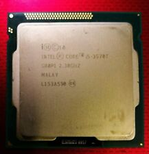 Intel Core i5-3570T Processor.Quad Core 6M Cache, up to 3.30 GHz