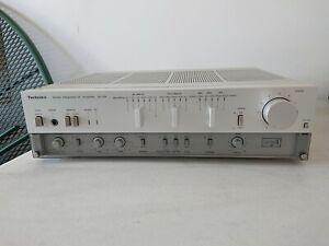 Technics SU-V9 Stereo Integrated DC Amplifier
