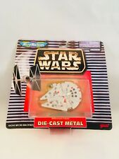 Star Wars Micro Machines Die - Cast Millennium Falcon 1996