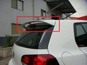 VW VOLKSWAGEN GOLF 6 MK6 3 OR 5 DOORS VOTEX LOOK ROOF SPOILER NEW