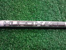 "NIKE VAPOR KURO KAGE SILVER 60 STIFF FLEX DRIVER SHAFT!! 44 1/8"" to TIP!! GOOD!!"