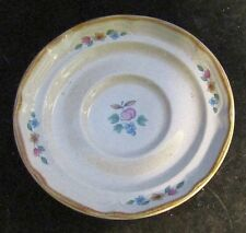 International HEARTLAND  6 1/4 Inch Saucer   Sy-7774 Farm Scene Stoneware