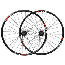 1Pair MTB Mountain Bike 29 inch Alloy Rim Carbon Wheels Wheelset Lightweight