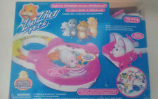 Zhu Zhu Pets Deluxe Hamster House with Jilly Baby and Stroller and bottle