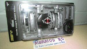 Xmods xmt015 Body Kit For Honda Integra Silver