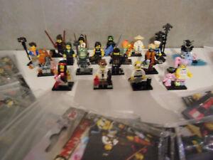 Lego 71019 The Ninjago Movie Minifiguren zum aussuchen - Neu & unbespielt