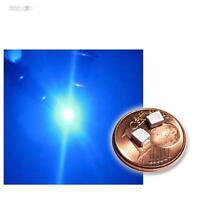 10 SMD LEDs 3528 BLAU - blaue LED SMDs PLCC-2 BLUE BLEU