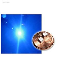 10 SMD LED 3528 Bleu - Bleu del SMDs PLCC-2 Blue/Bleu
