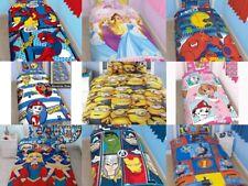 All Disney Character TV Childrens kids------Single Duvet Quilt Cover Bedding Set