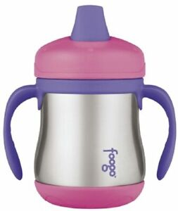 Thermos Foogo Cup Sippy Insulated Pink