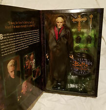 """SIDESHOW 12"""" BUFFY THE VAMPIRE SLAYER HUMAN SPIKE EXCLUSIVE...NEW IN BOX"""