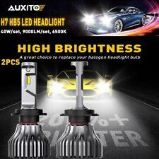 NEW Alloy H7 LED Headlight kit white High Beam bulb For Ford Fusion 2010- 2016 F