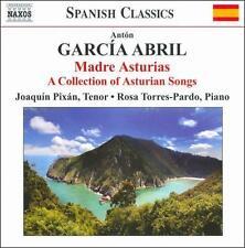 Antón Garcia Abril: Madre Asturias, New Music