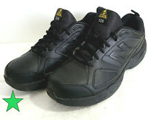 New Balance 626 Men's Size 9 Black Slip & Oil Resistant Industrial Work Shoes
