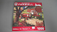 "Case IH ""Boys and their Toys"" Art By Charles Freitag 1000 Piece Puzzle"
