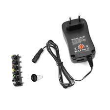 Ac adapter (cargador) universal hasta 30W multiclavija (6 tips) ACA0126