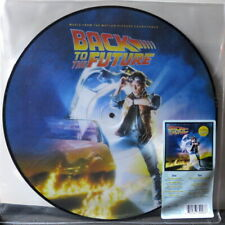 'BACK TO THE FUTURE' Soundtrack PICTURE DISC Vinyl LP NEW