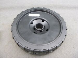 Mountfield Stiga b and Q rear wheel 190mm dia HP 470 474 from mower