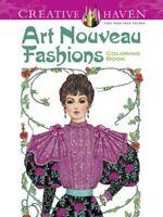 Art Nouveau Fashions, Paperback by Sun, Ming-Ju