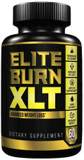Thermogenic Fat Burner- Weight Loss Slimming Diet Supplement-  Elite Burn XLT